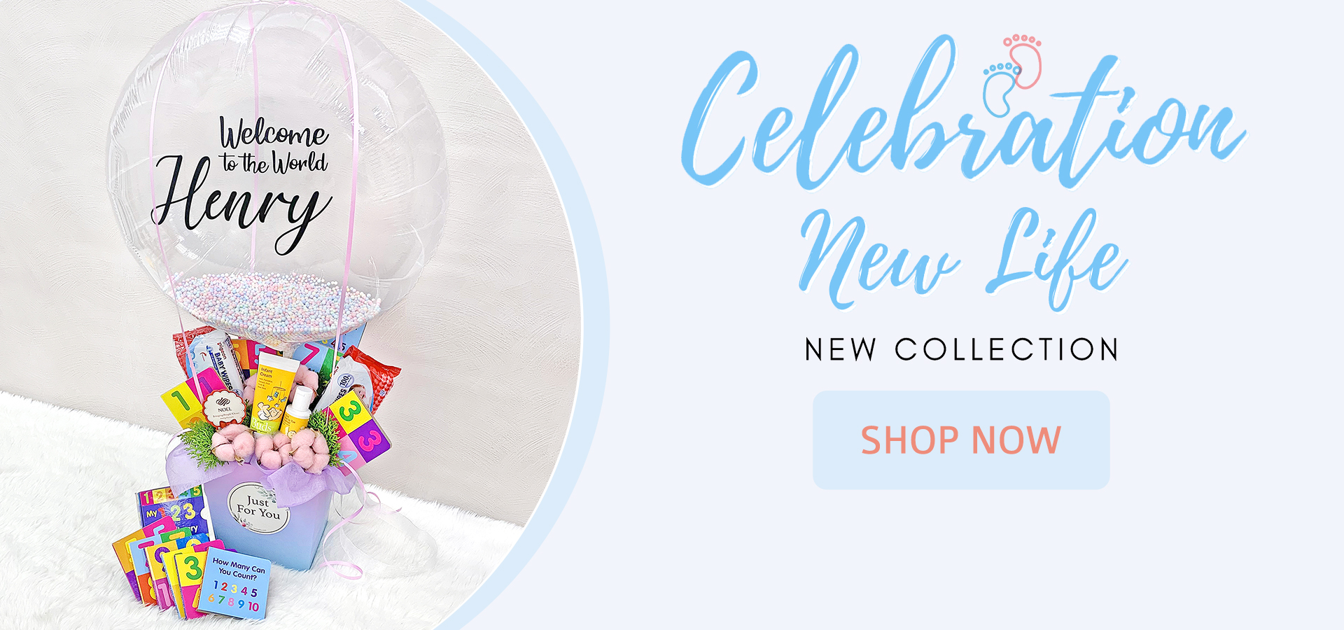 Gifts & Hampers for New Mums and Babies Singapore